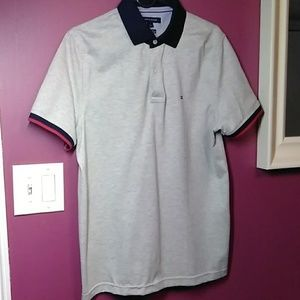 Men short sleeve polo shirt Tommy Hilfiger